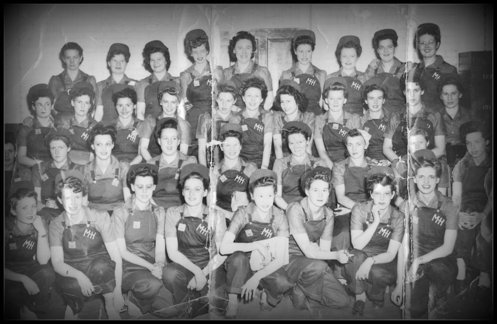 massey harris plant workers during WWII - Through our trip to Normandy and the Netherlands our family remembers the sacrifices of those who have laid down their lives for our freedoms. #WWII #JunoBeach #RemembranceDay