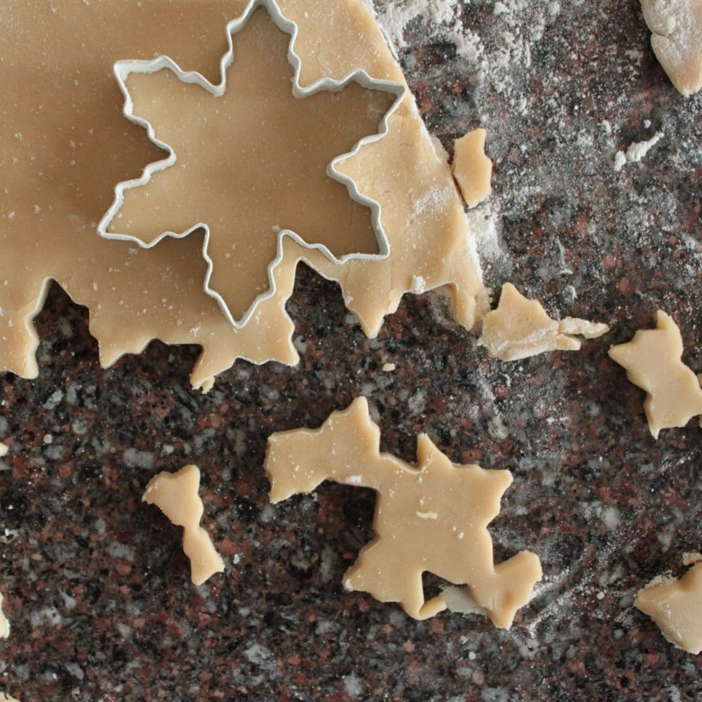Easy, simple Brown Sugar Shortbread with light notes of caramel and a crisp yet buttery texture. They're sure to become a family Christmas tradition. #shortbread #brownsugarshortbread #ChristmasBaking #ChristmasCookies