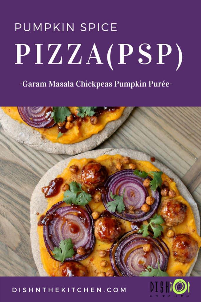 #pizza #veganpizza #garammasala #masalachickpeas