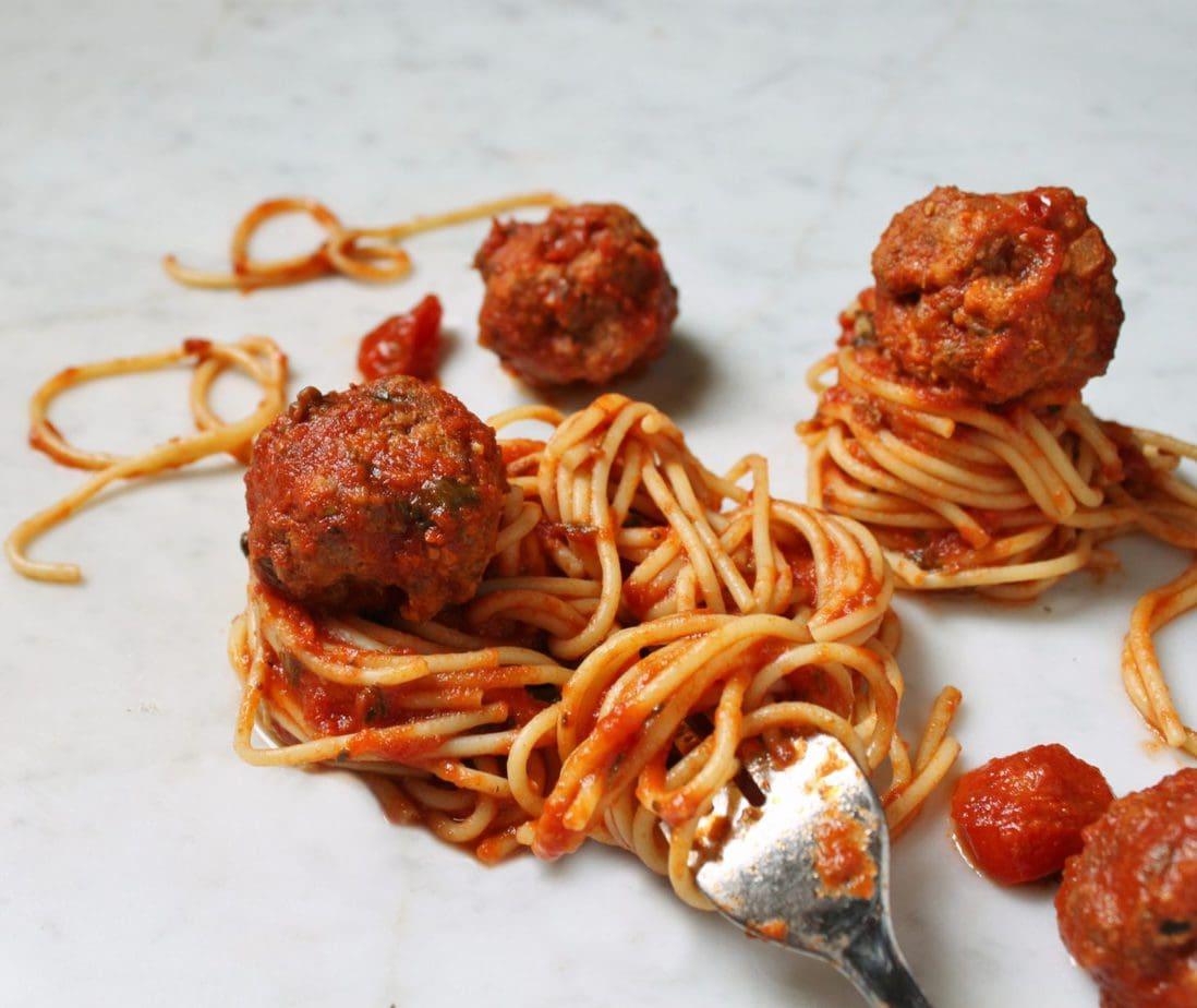 #instantpot #instapot #weekdaydinner #spaghettiandmeatballs