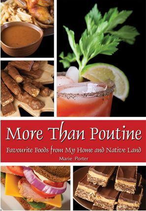Book Cover Marie Porter's More Than Poutine