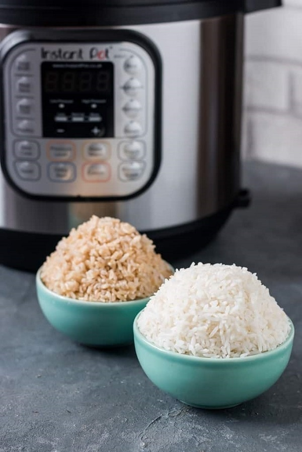 Dish'n' the Kitchen's 25 Beginner Instant Pot Recipes - Rice