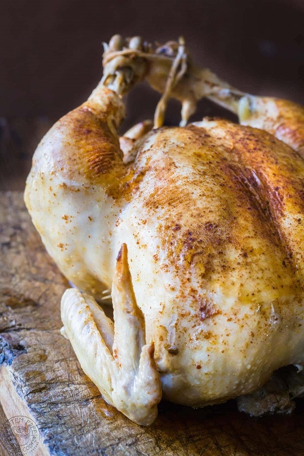 Dish'n' the Kitchen's 25 Beginner Instant Pot Recipes - Whole Chicken