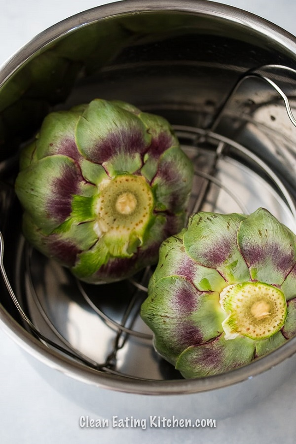 Dish'n' the Kitchen's 25 Beginner Instant Pot Recipes - Artichokes